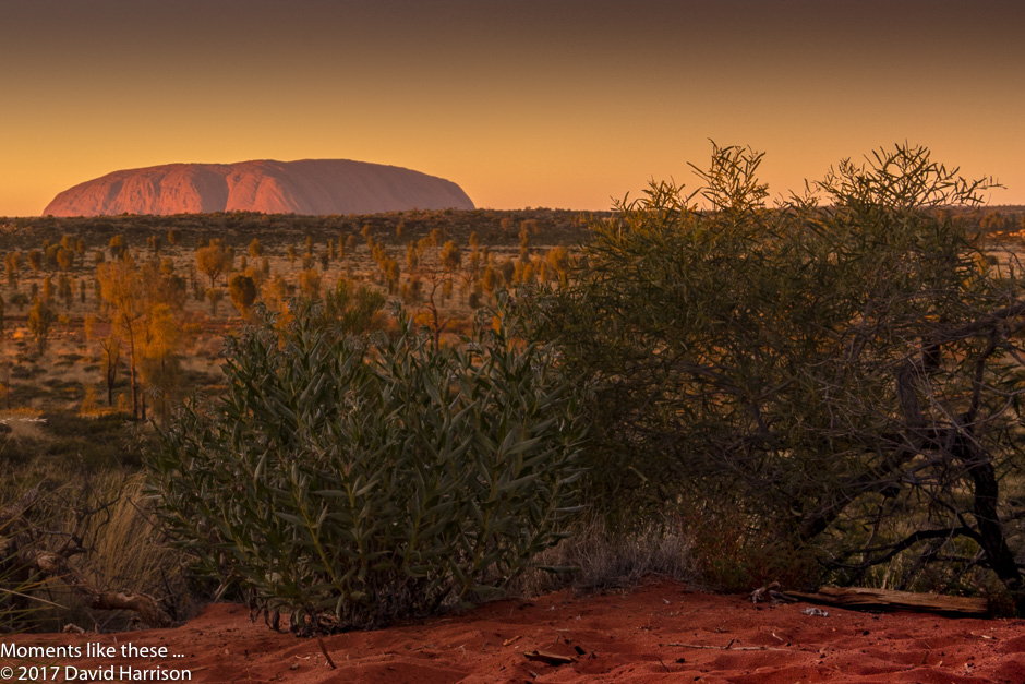 The Red Centre (Uluru) – 3