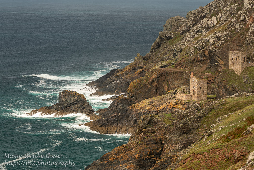The Crown Engine Houses at Botallack