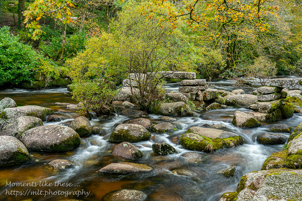 East Dart River, Dartmeet