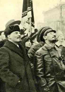 Lenin & Y. Sverdlov