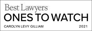 Attorney Carolyn Levy Gilliam - Ones to Watch - Best Lawyers