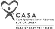 CASA of East Tennessee Logo