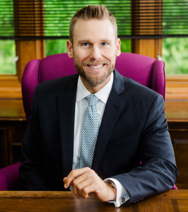 Brandon Allen of McDonald, Levy & Taylor - Conservatorship Attorney