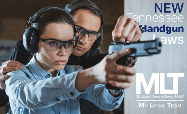Highlights of the Tennessee Handgun Laws  Copy