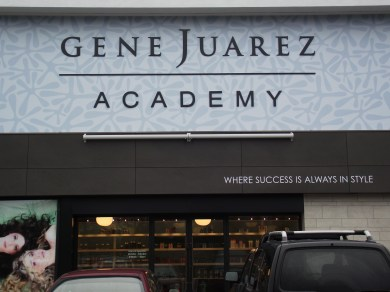 Gene Juarez Academy day before opening 003