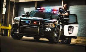 The new Dodge Charger.