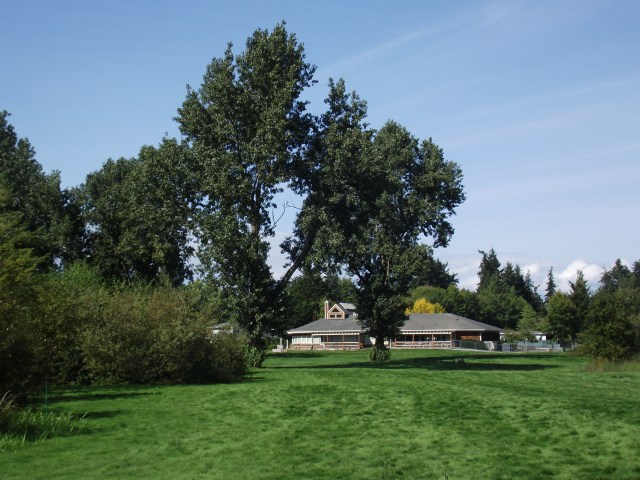 A preferred master plan for Ballinger Park will be presented at a community meeting on July 14.