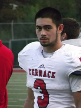 Chance Ragsdale scored two touchdowns for Mountlake Terrace.