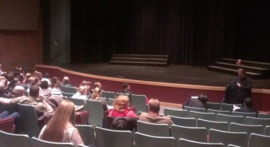 The MTHS Theater.