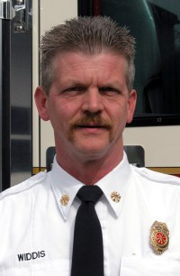 Fire District 1 Chief Ed Widdis