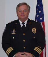Police Chief Donald Lane