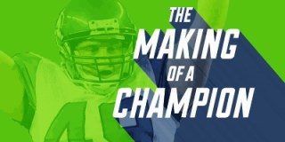 The Making of a Champion logo