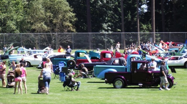 Ballfields E-4/5 and E-6 will again be used for a car show and staging for a fireworks show during the 2014 Tour de Terrace festival after an agreement between the event leadership and the City  was approved by the Mountlake Terrace City Council on Monday.