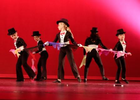 Expect a wide range of dance styles during Saturday's performance.