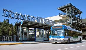 Parking at the Mountlake Terrace Transit Center is at capacity by around 8 a.m. during the week.