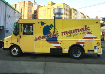 Seattle Mamak food truck