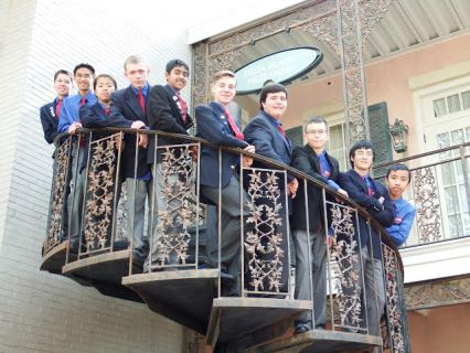 MTHS, BTMS students at 2016 National TSA Conference