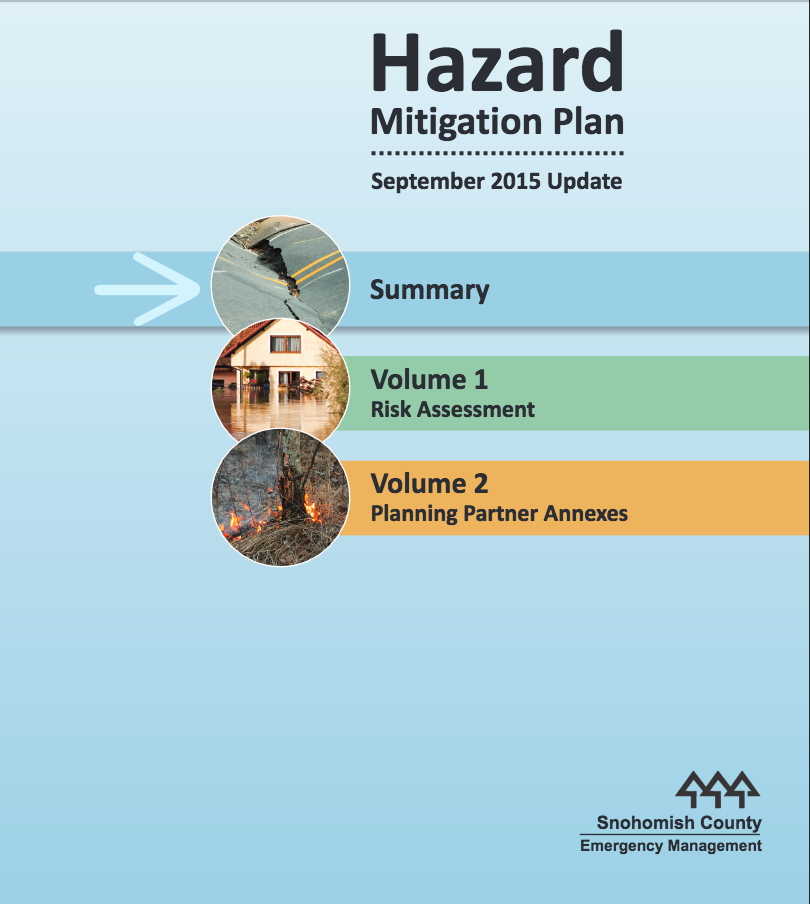 Snohomish County's Hazard Mitigation Plan now available to ...