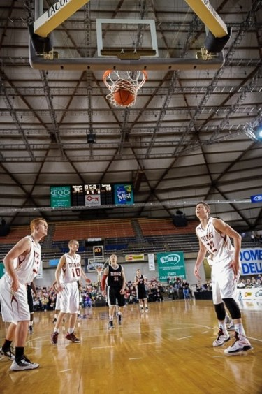 Since 2011, the Tacoma Dome has been home to the 3A and 4A classifications' three-day, eight-team state basketball championship venue. Starting this season the tournaments - in addition to the 1B and 2B tournaments in Spokane and the 1A and 2A tournaments in Yakima - will expand to 12 teams ,with four days of competition. (File photo by Mark Hopkins)