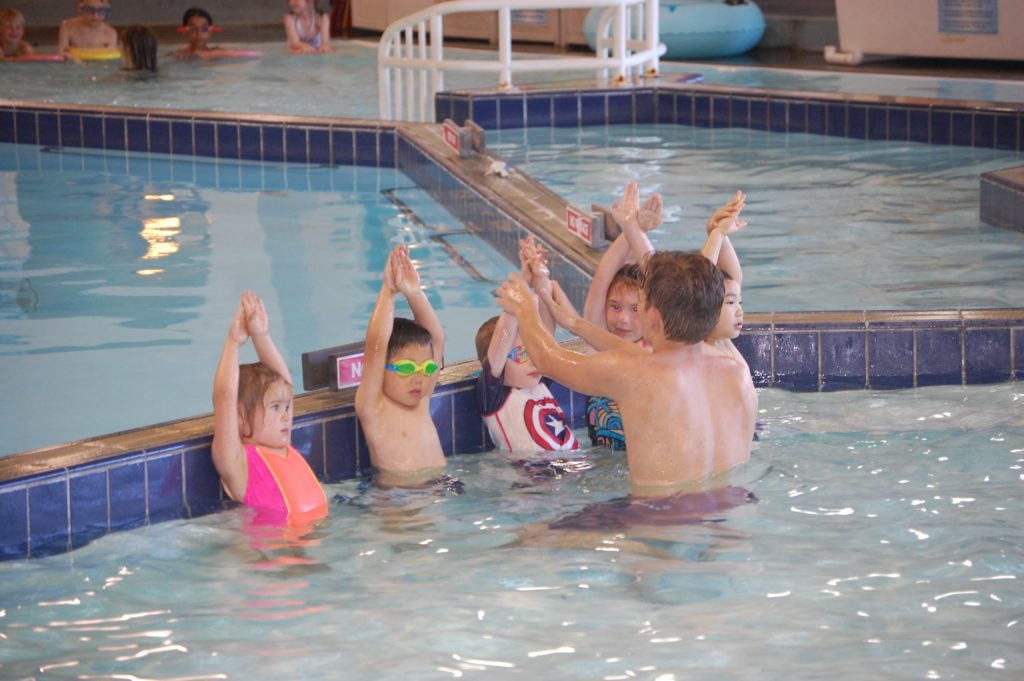 Pre Registration This Week For Mountlake Terrace Pavilion Spring Swim Lessons