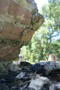 Ash and Charred Brick