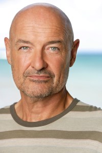 Terry O'Quinn as John Locke.