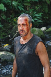 Titus Welliver as the Man in Black.