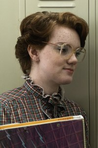 Shannon Purser as Barbara Holland.