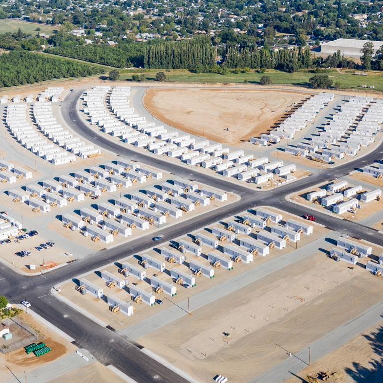 MLU Service FEMA Basecamp