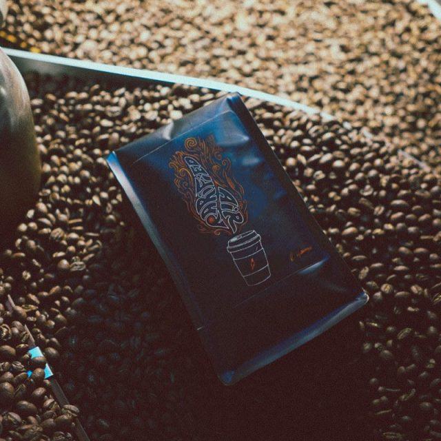 Richard Holliday's Rarified Air Coffee Blend