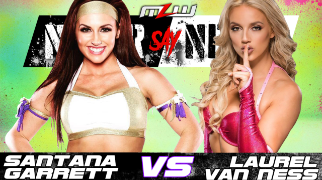 Santana Vs Laurel Van Ness