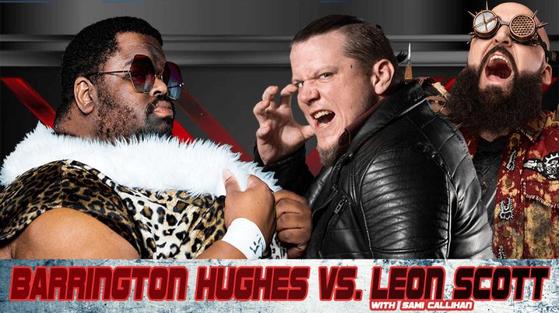 Barrington vs Leon