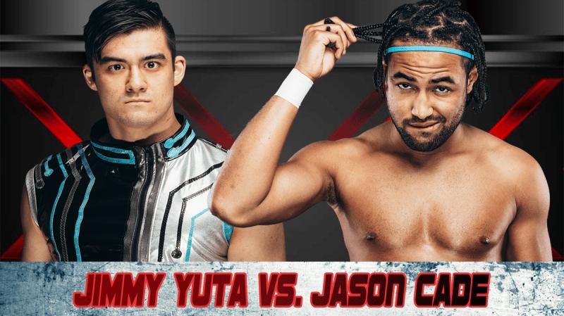 Jimmy Yuta vs Jason Cade