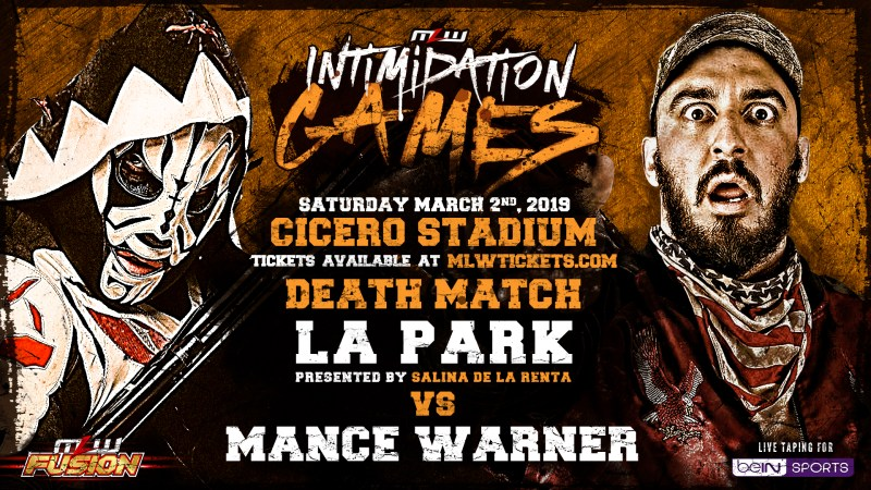 LA Park vs. Mance Warner