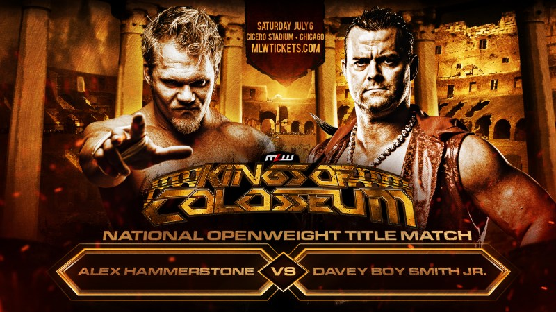 National Openweight Title Match