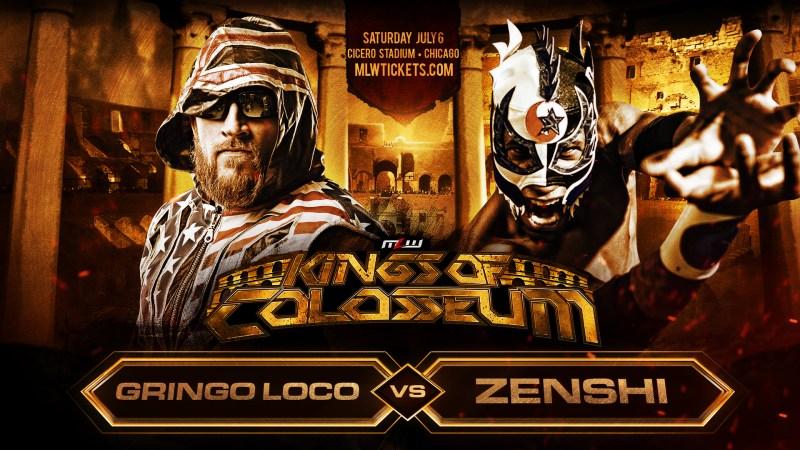 Gringo Loco vs. Zenshi