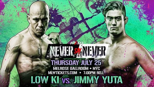 Low Ki vs. Jimmy Yuta