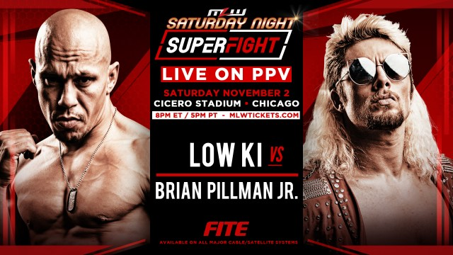 Low Ki vs. Brian Pillman Jr.