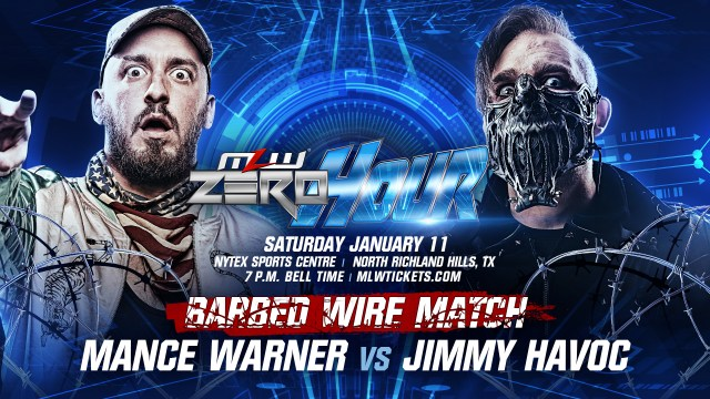 Barbed Wire Match