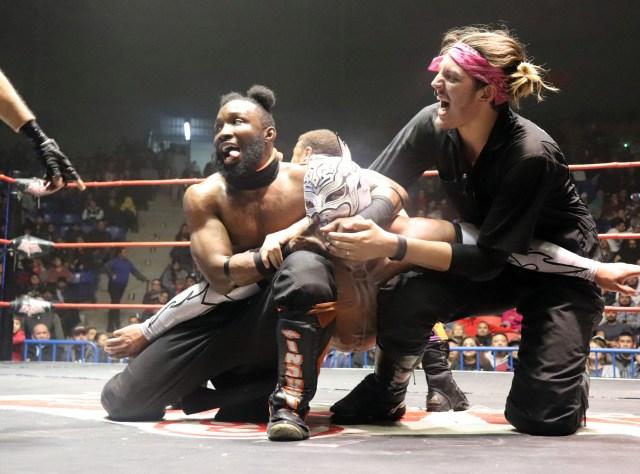 FUSION RECAP: Injustice Seeks AAA Trios Titles In Super Series