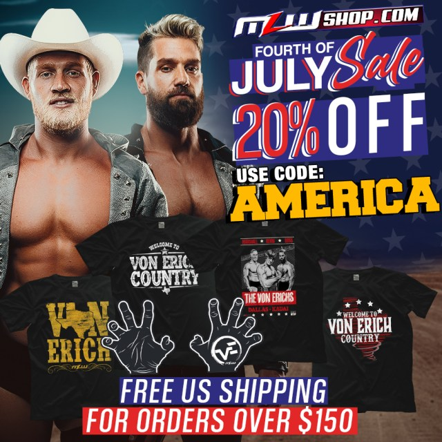Fourth of July Sale | MLWshop.com