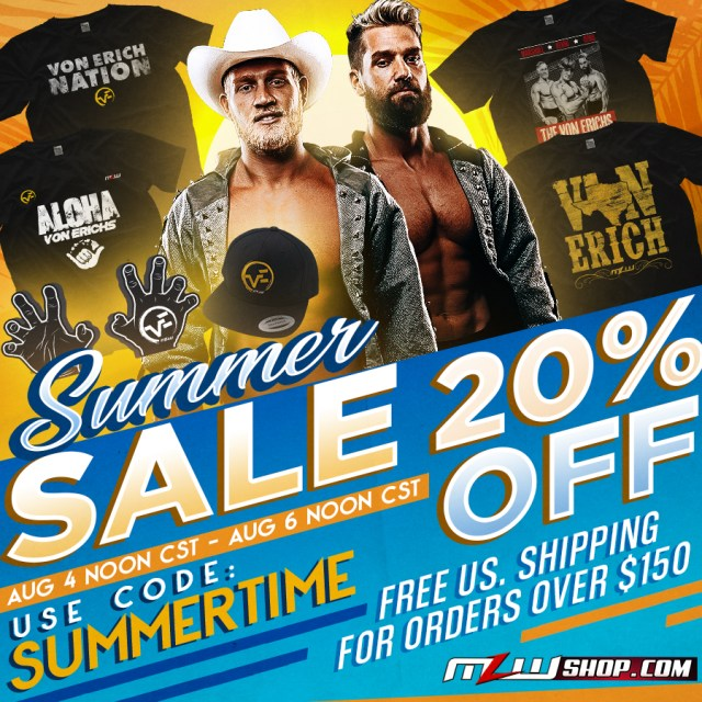 🛍Save 20% at MLWshop.com