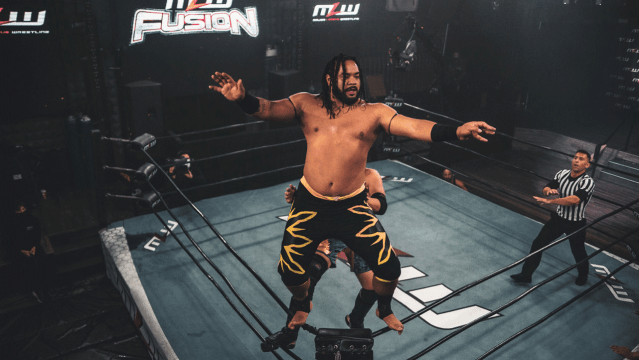Fusion Recap: Two Title Match Ups As Oliver Challenges Fatu For Heavyweight Gold