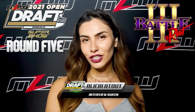 Open Draft | Round 5 + Battle Riot Match Revealed