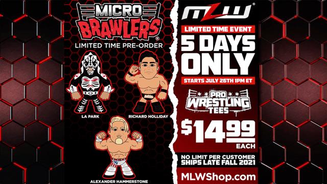 WATCH: MLW Micro Brawlers