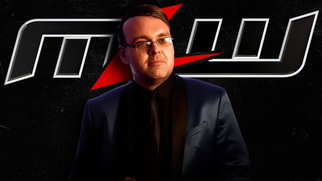 Joe Dombrowski signs with MLW