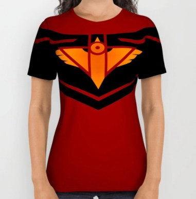 Firebird Shirt Product Image
