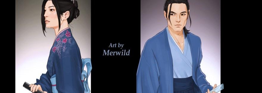 The Sword of Kaigen Merwild Art