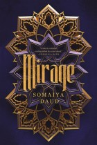 Mirage by Somaiya Daud Cover for African SFF list (YA space fantasy book)