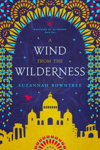 A Wind from the Wilderness by Suzannah Rowntree (historical fantasy) cover for SPFBO Finalist Sale
